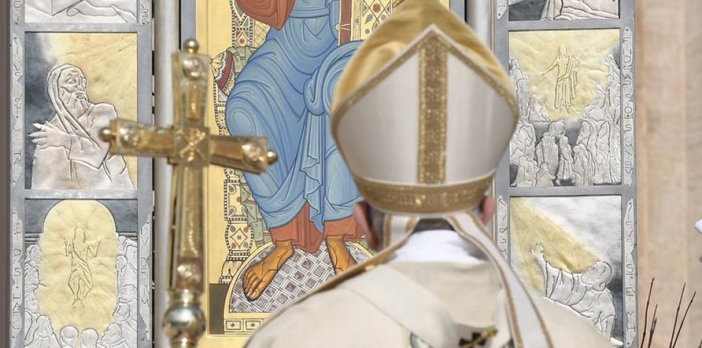 El papa Francisco sugiere cambiar fragmento del Padre Nuestro