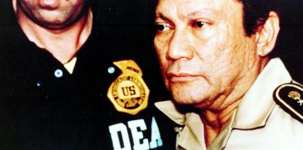 Noriega continúan en cuidados intensivos