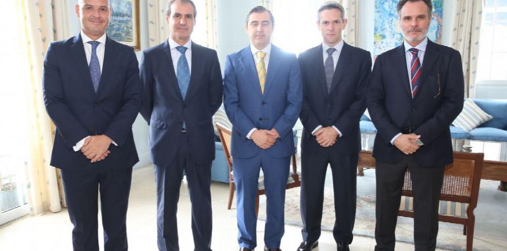 Promoción de la inversión española
