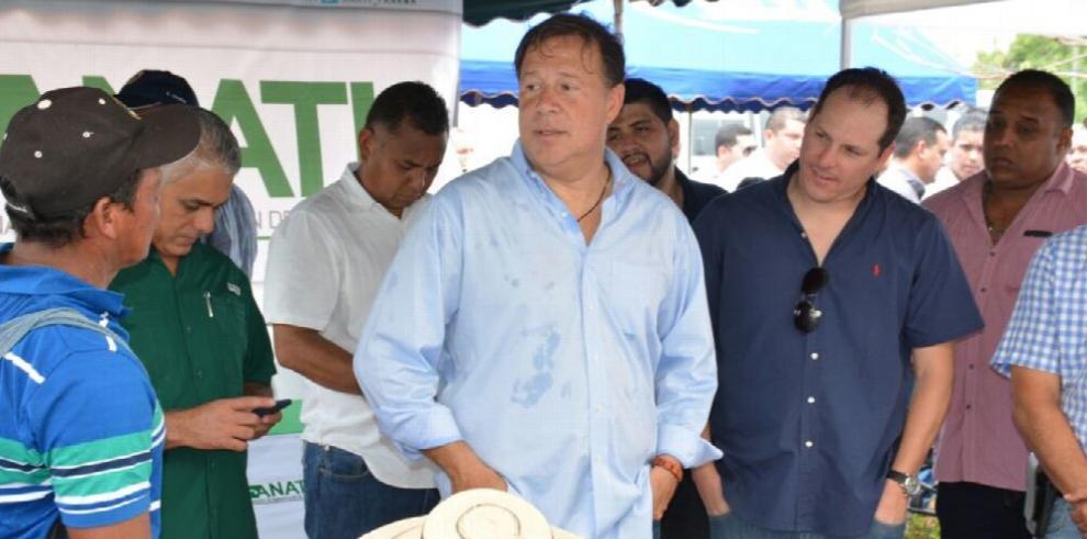 Varela crea fuerza élite para luchar contra los narcos