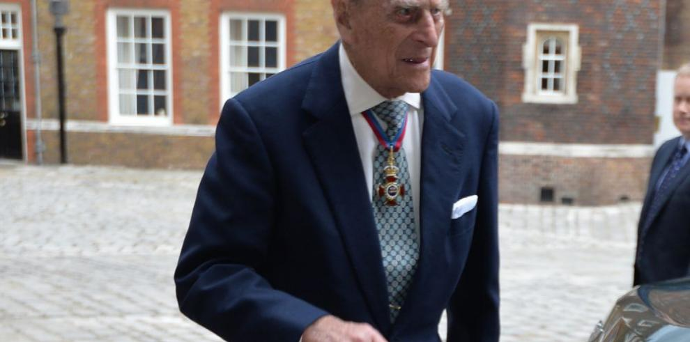 Príncipe Andrés sustituirá al Duque de Edimburgo