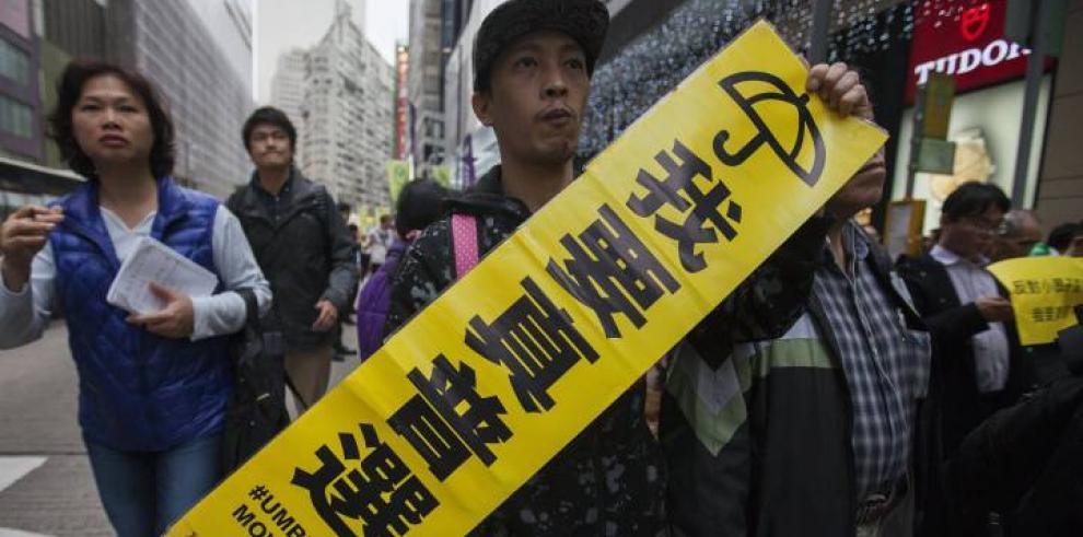 Hong Kong elegirá a su nuevo jefe de Gobierno