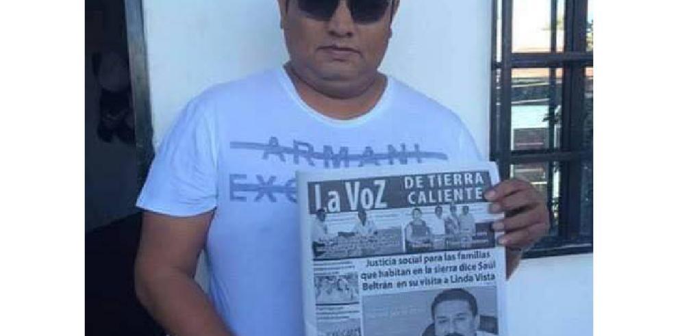 AIR y Amnistía internacional condenan asesinato de periodistas