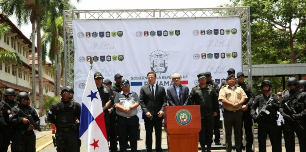 300 unidades para combatir el crimen