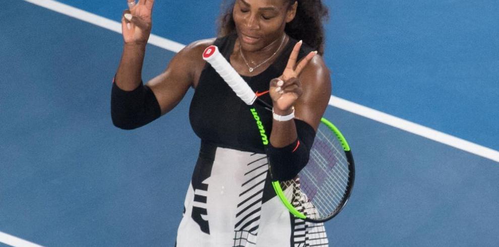 Serena vuelve ala primer lugar del tenis mundial