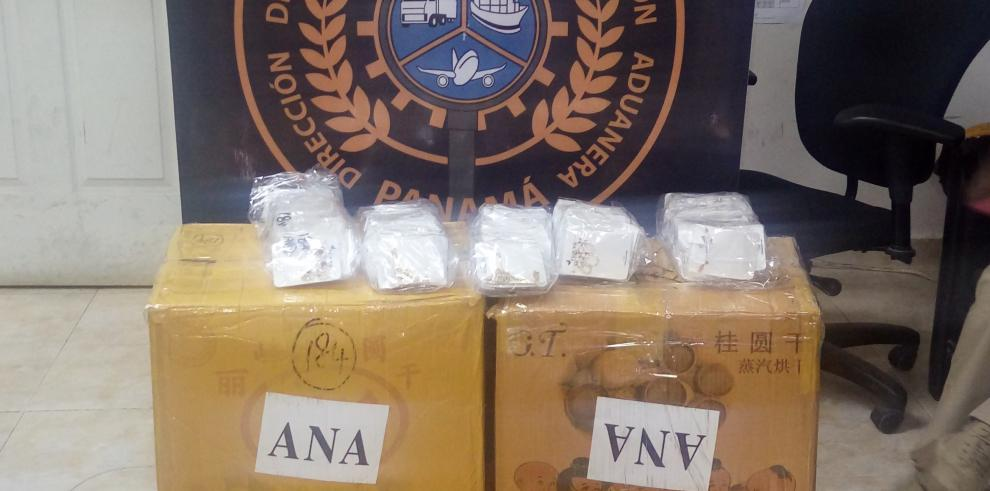 Autoridad Nacional de Aduanas realiza operativo exitoso