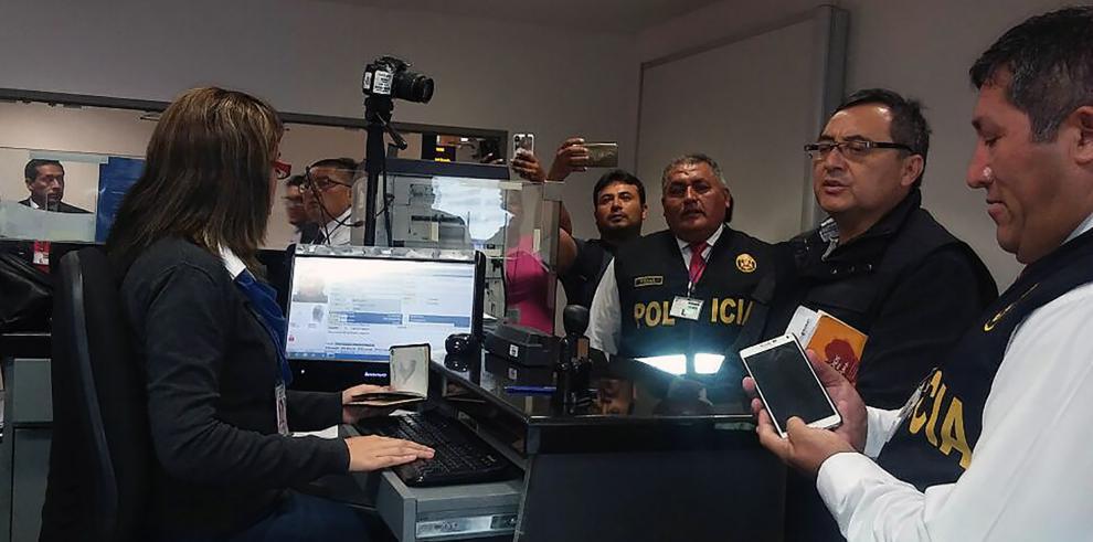 Detienen en Perú a pieza clave en sobornos de brasileña Odebrecht