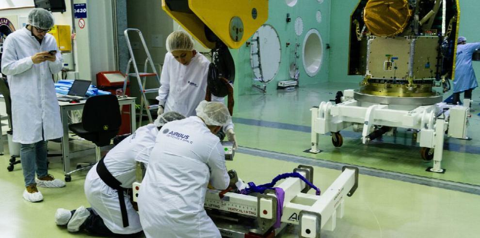 La ESA busca exoplanetas