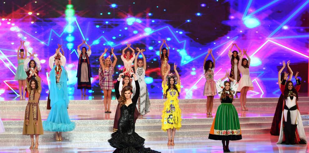 India se corona Miss Mundo 2017