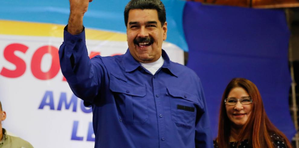 Maduro niega que Venezuela haya financiado a Podemos