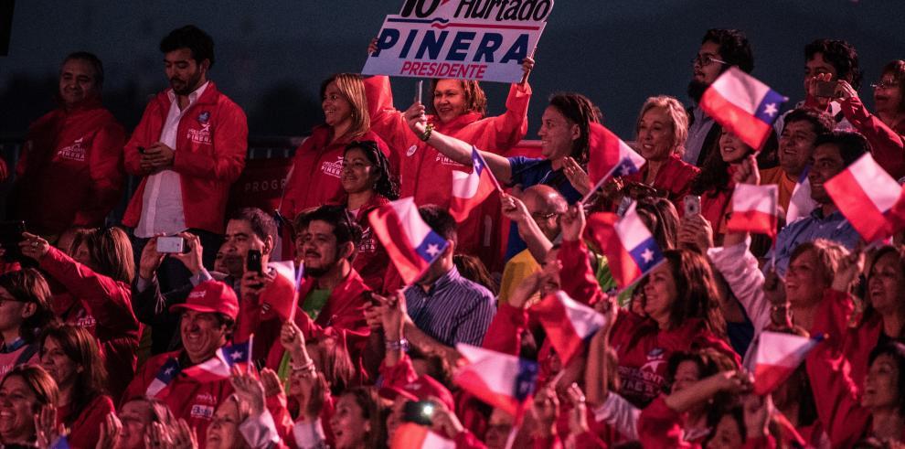 La abstención corre como favorita en las elecciones de este domingo en Chile
