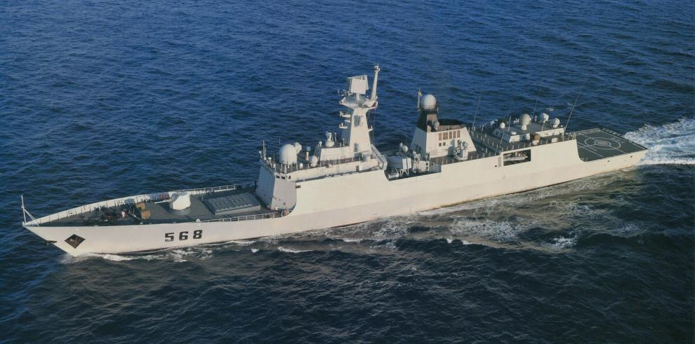 Armada china seguirá frenando incursión pirata en golfo de Adén