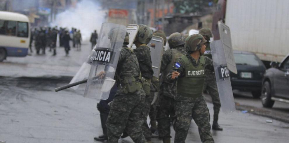 Oposición hondureña presenta pruebas de fraude ante la OEA