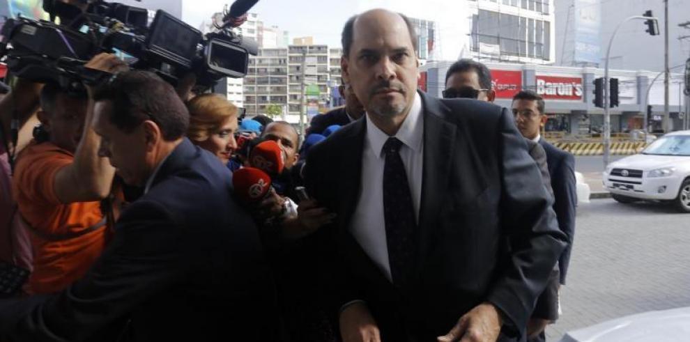 José Domingo Arias finaliza indagatoria por caso Odebrecht