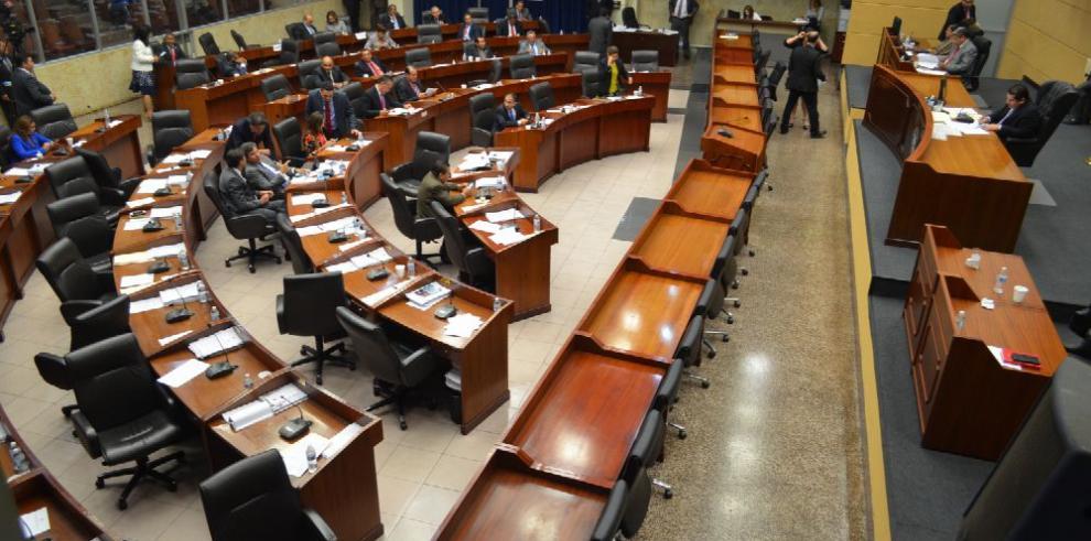 El proyecto 245, escollo en la lucha contra la corrupción