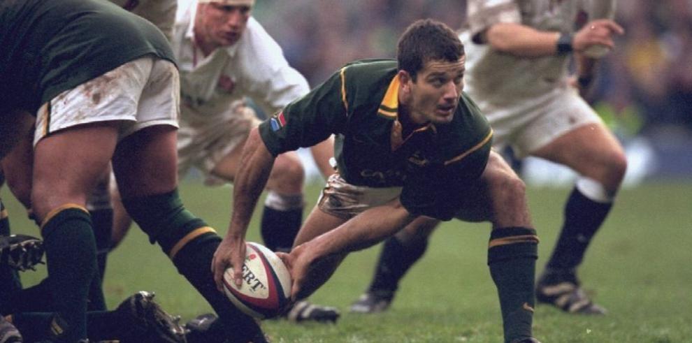 Sudáfrica despide a Westhuizen, un mito del deporte del rugby