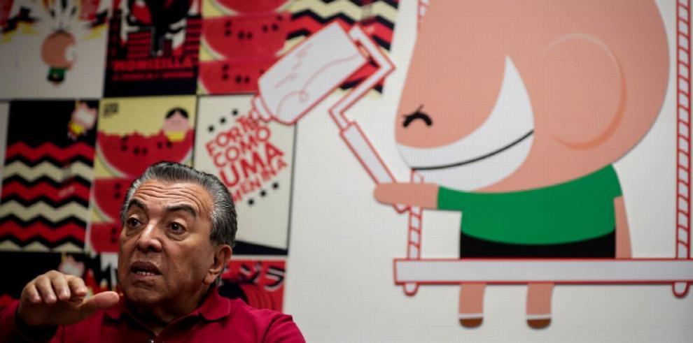 Mauricio de Sousa, el visionario detrás de 'Mónica y sus amigos'
