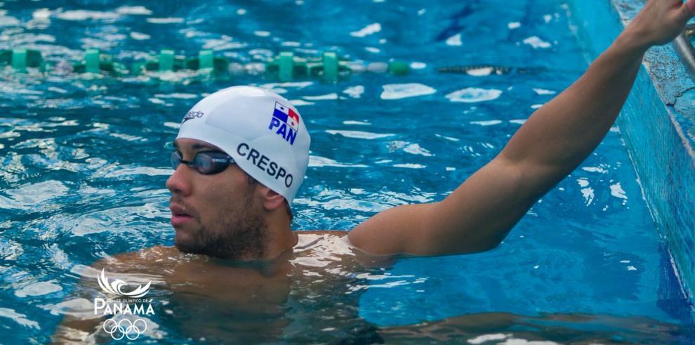 Edgar Crespo clasifica a la final de los 50mts de los Juegos Centroamericanos
