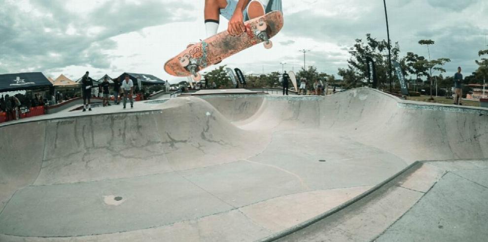 Exitoso cierre en el Circuito Nacional de Skateboarding