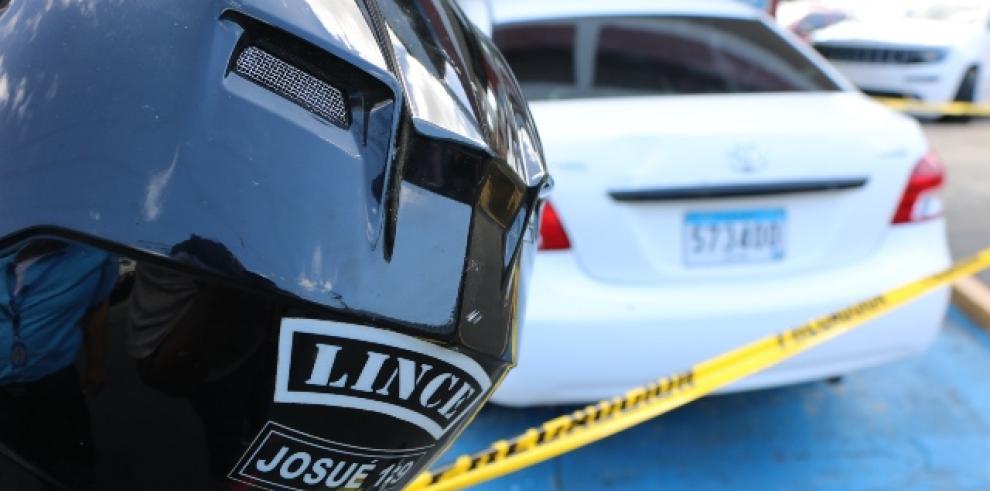 Policías frustran robo en empresa de la Transístmica