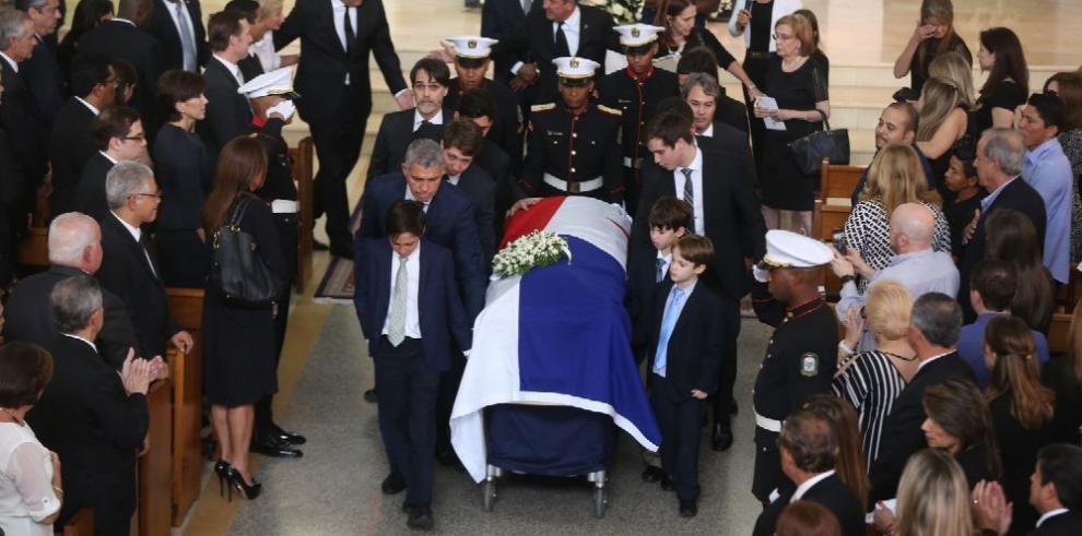 El funeral de Estado de un líder
