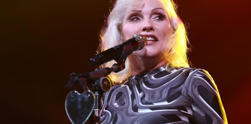 Debbie Harry le lanza una pulla a Madonna