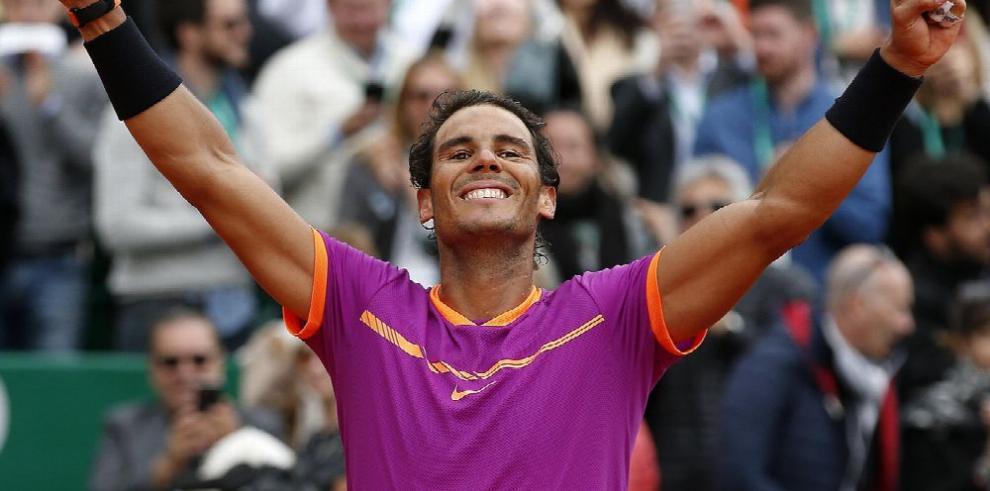 Rafael Nadal vuelve a reinar en Montecarlo