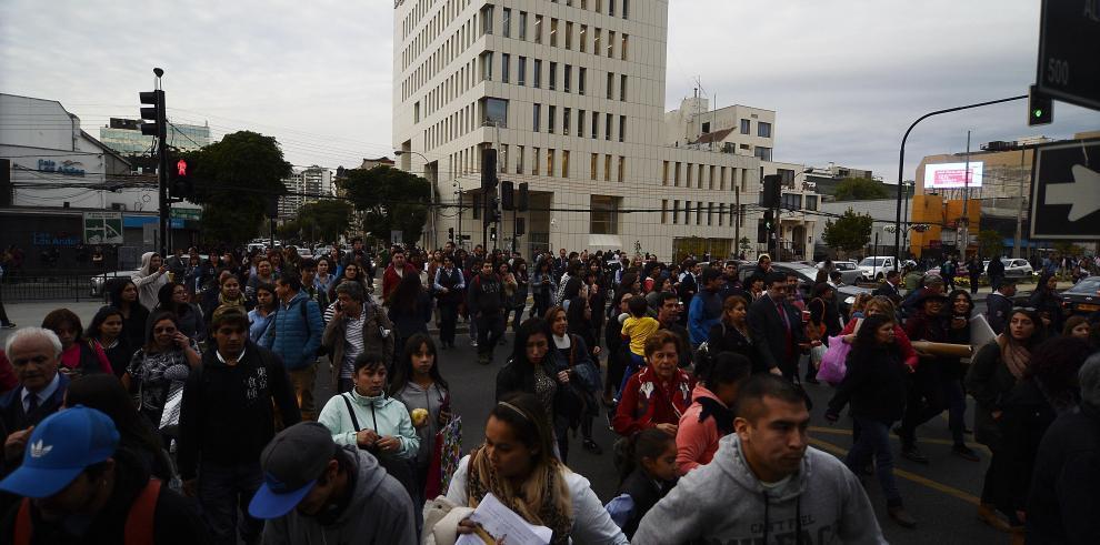 Fuerte sismo en Chile deja daños materiales sin víctimas mortales