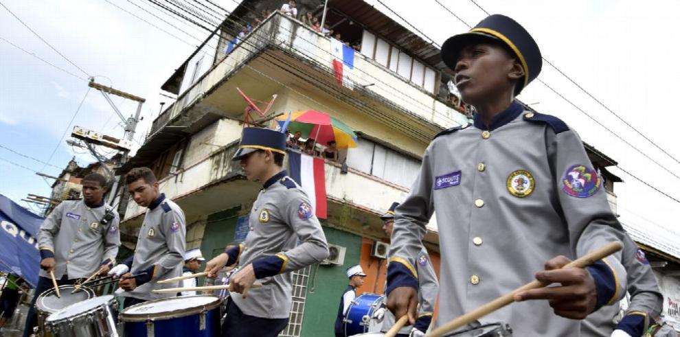 Colón resalta logros deportivos en celebración