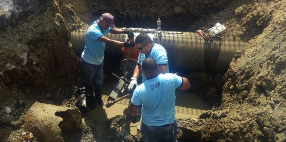Howard y sectores aledaños estarán sin agua potable este martes