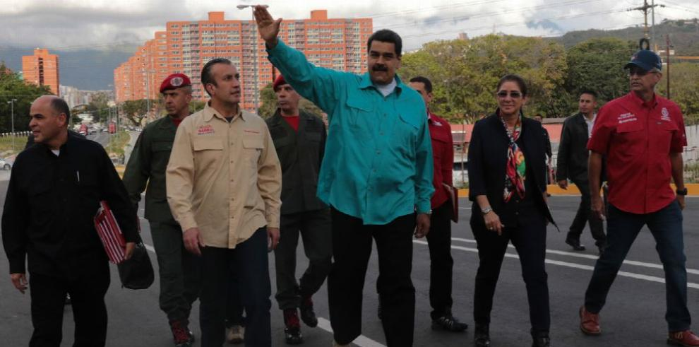 Protestas en Venezuela por escasez