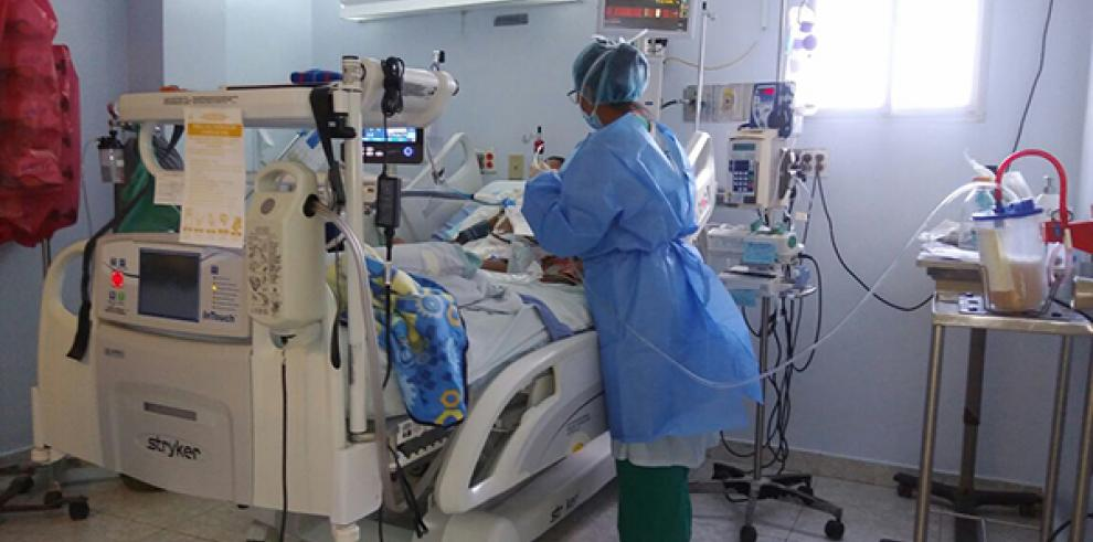Salas de operaciones del Hospital Pediátrico en 'buen estado'
