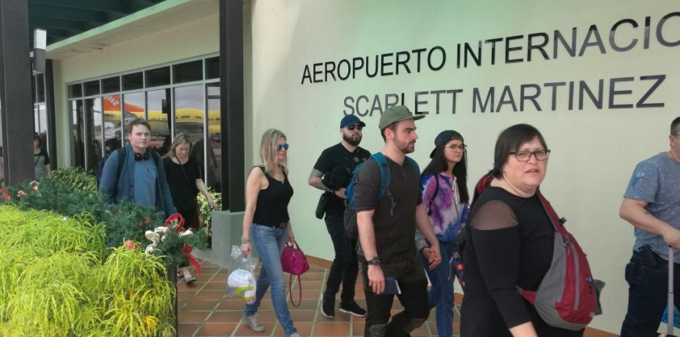 Aerolíneas canadiensesampliaron sus vuelos chárter con destino a Río Hato