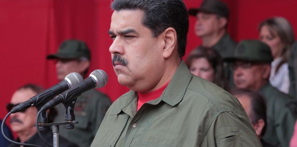 Maduro dice que su Gobierno dialogará en enero con