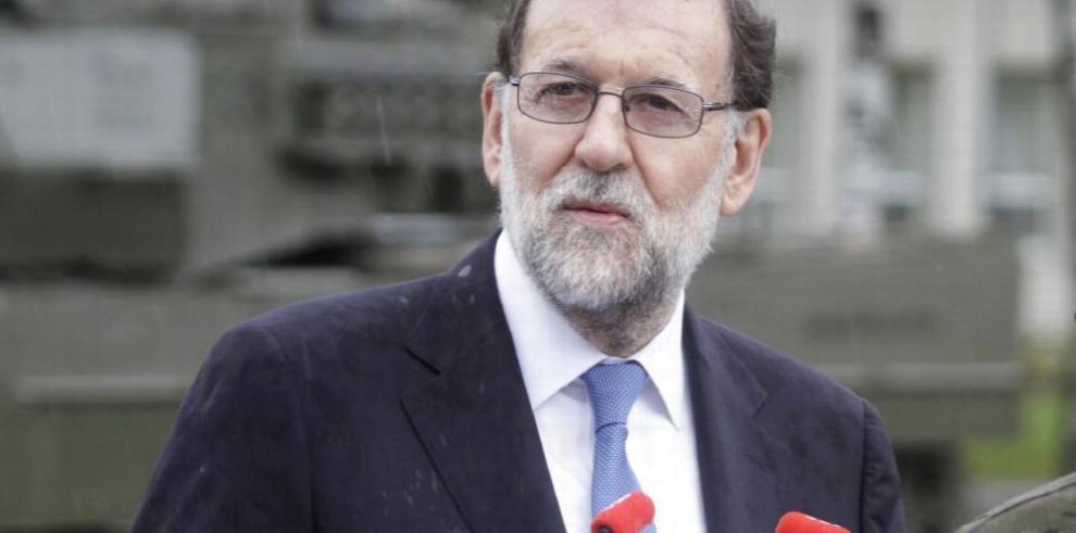 Rajoy niega conocer financiación 'B' del PP