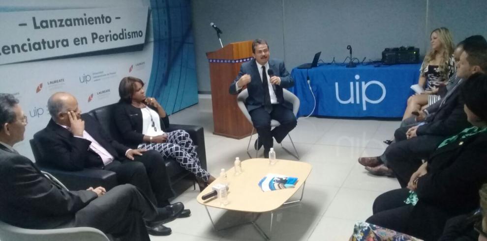 UIP inaguró la Carrera de Periodismo