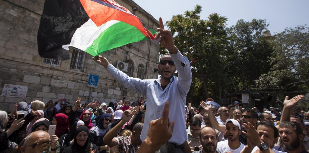 Los palestinos ganan el pulso a Israel por la Explanada de las Mezquitas