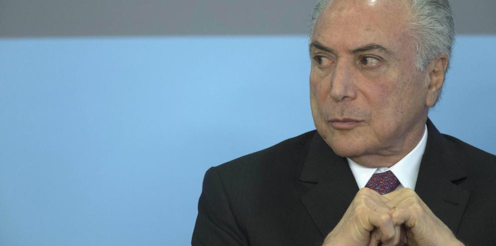 Solo un 5 % de los brasileños aprueba el Gobierno de Temer, dice encuesta