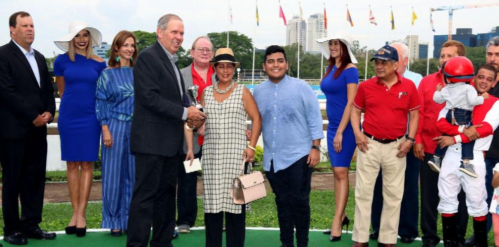 'Chantik' ganó el clásico José Miguel Alemán