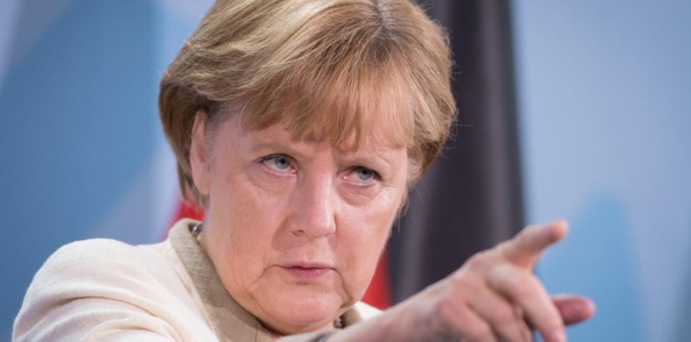 Alemania marcará 'con franqueza' diferencias con EEUU