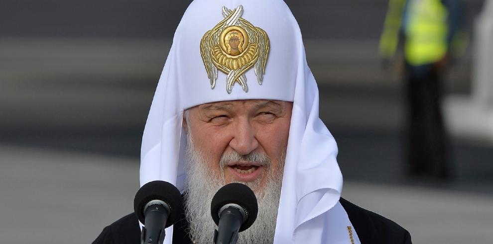 Ley sobre matrimonio gay recuerda el pasado nazi, patriarca Kiril