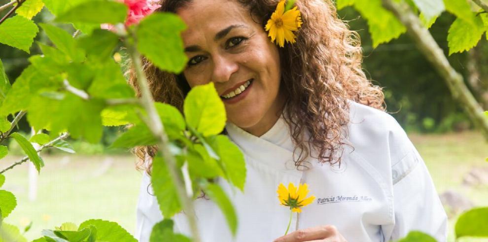 Patricia Miranda, en la lista Plant Forward