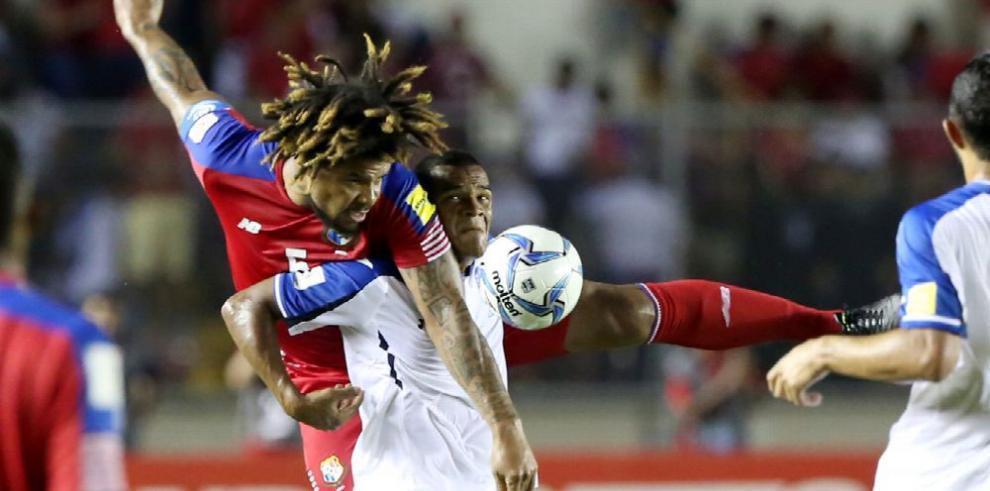 Panamá 2- Honduras 2