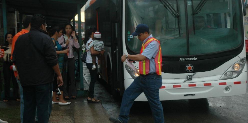 Desde hoy rige la nueva tarifa por uso de buses de corredor