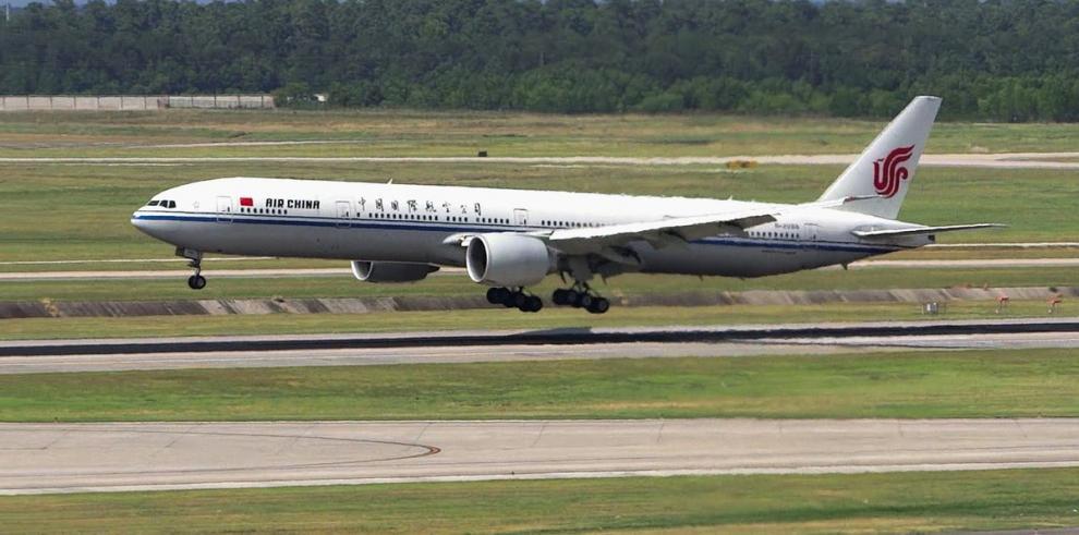 Air China iniciará ruta aérea desde Beijing a Panamá en marzo de 2018
