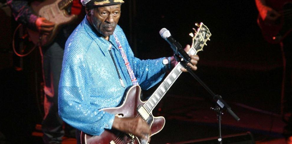 De Chuck Berry a Jerry Lewis, las estrellas que se apagaron en 2017