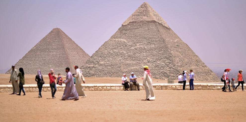 La seducción de las pirámides de Guiza sigue intacta 4.500 años después