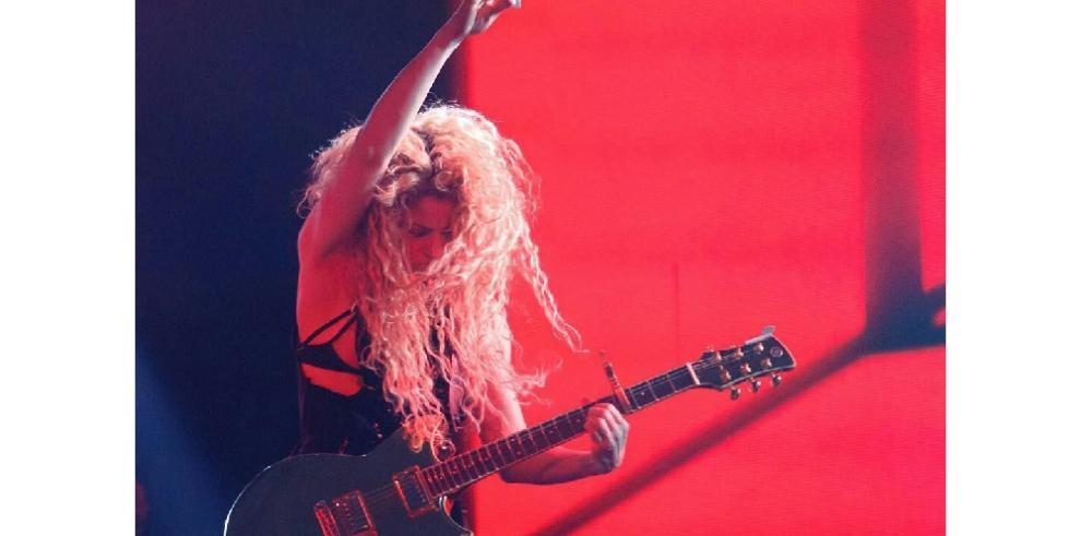 Shakira suspendió una vez más su gira'El Dorado World Tour' hasta junio