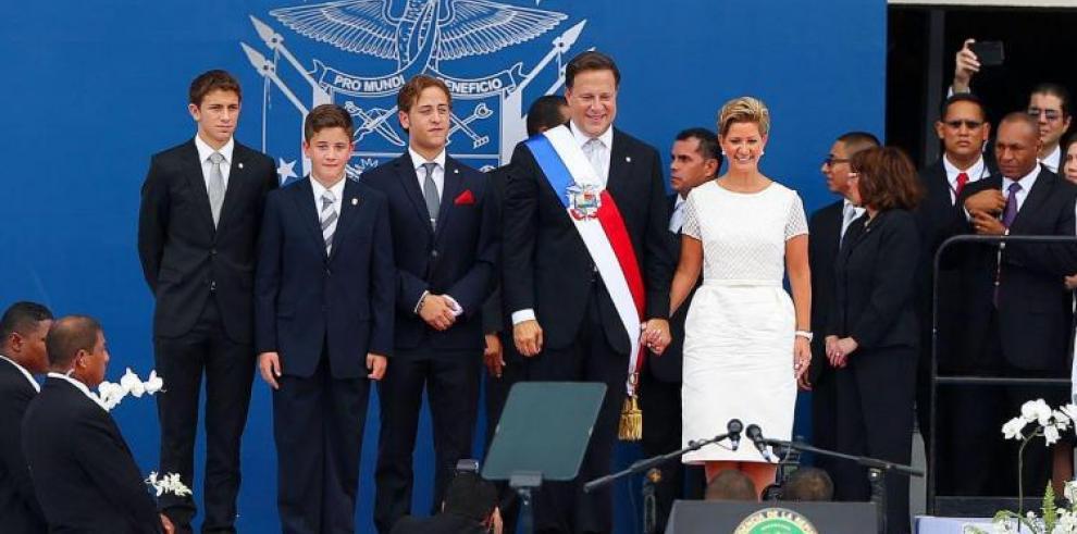 Presidente Varela y su familia viajan al exteriorpor seis días