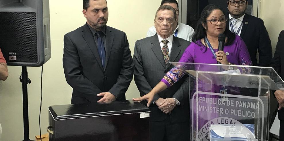 Después de 41 años se entregó los restos de Betsy Mendizabal mártir de la dictadura
